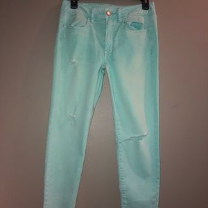 American Eagle_ Mid-Rise_ Size 6
